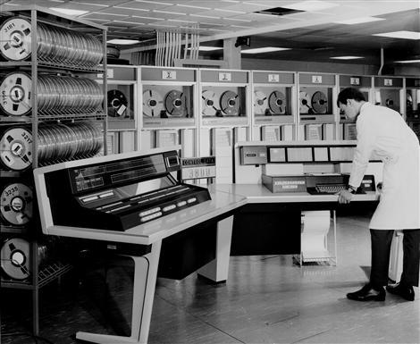 CDC 3800, 1966