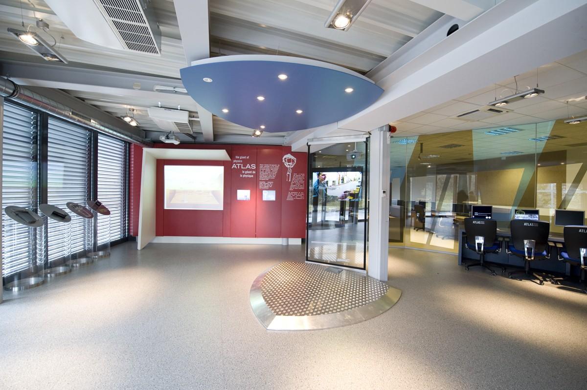 ATLAS Visitor Centre