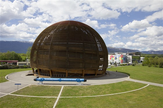 The Globe at CERN
