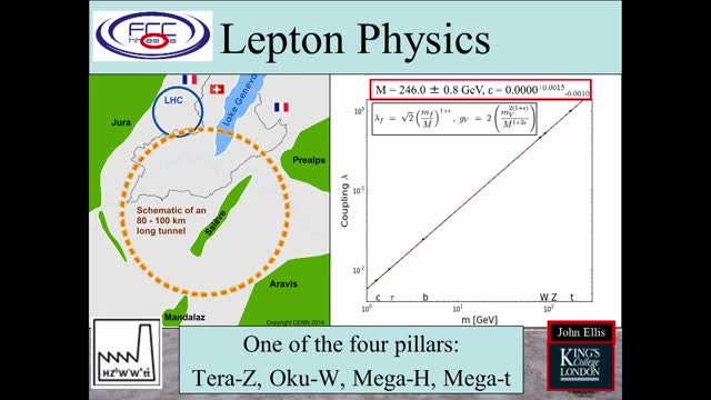 Lepton physics - CERN Document Server